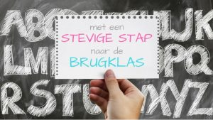 Stevige Stap brugklastraining